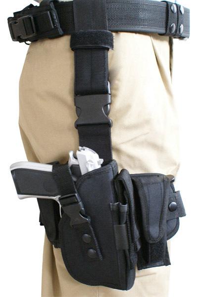 Fully Adjustable Hanger Strap And Leg Strap